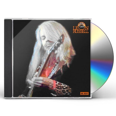 Leon Russell LIVE IN JAPAN 1973 / LIVE IN HOUSTON 1971 CD