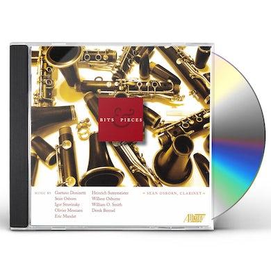 Sean Osborn BITS & PIECES CD