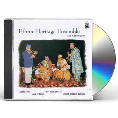 Ethnic Heritage Ensemble CONTINUUM CD