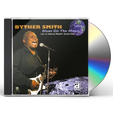 BLUES ON THE MOON LIVE AT THE RHYTHM SOCIAL CLUB CD