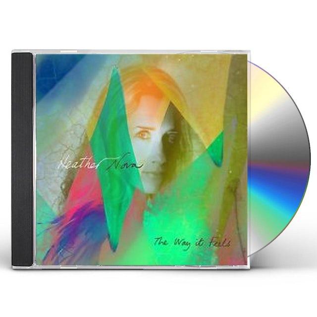 Heather Nova WAY IT FEELS CD