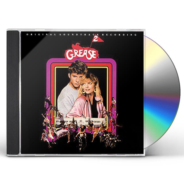 Grease 2 / O.S.T. GREASE 2 / Original Soundtrack CD
