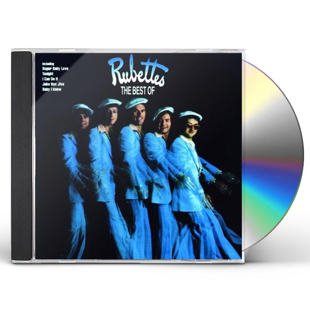 BEST OF THE RUBETTES CD