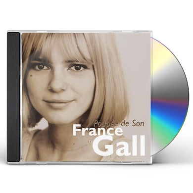 France Gall BEST OF CD