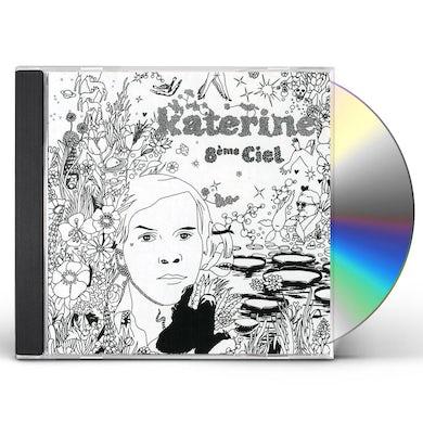Katerine HUITIEME CIEL CD