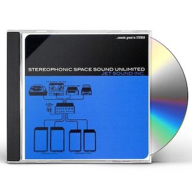 JET SOUND INC CD