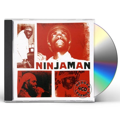 Ninjaman REGGAE LEGEND CD
