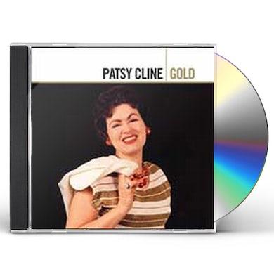 Patsy Cline GOLD CD