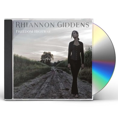 Rhiannon Giddens FREEDOM HIGHWAY CD