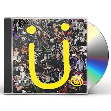 Jack Ü Present Jack U CD