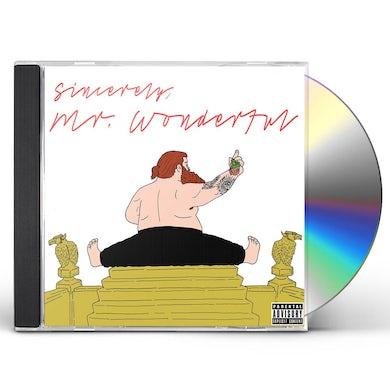 Action Bronson MR WONDERFUL CD
