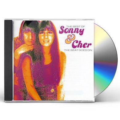 BEAT GOES ON: BEST OF SONNY & CHER CD