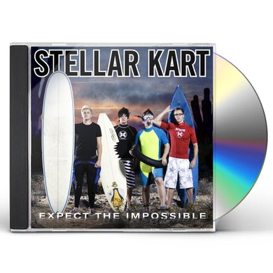 EXPECT THE IMPOSSIBLE CD