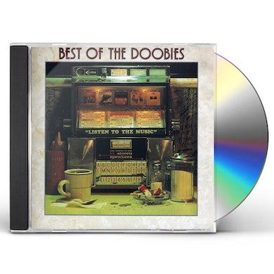 Doobie Brothers BEST OF THE DOOBIES CD