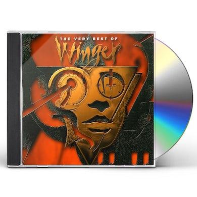 Winger VERY BEST OF CD