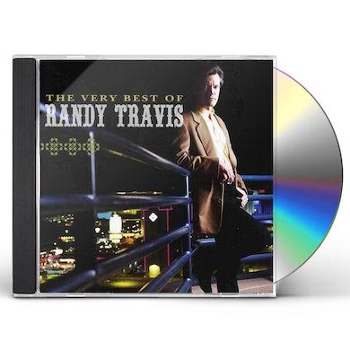VERY BEST OF RANDY TRAVIS CD
