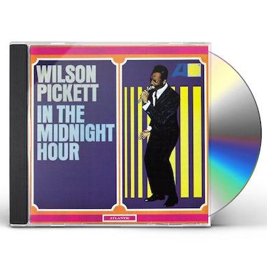 Wilson Pickett IN THE MIDNIGHT HOUR CD