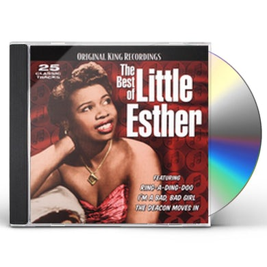 Esther Phillips BEST OF CD