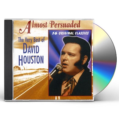 David Houston ALMOST PERSUADED / VERY BEST OF CD
