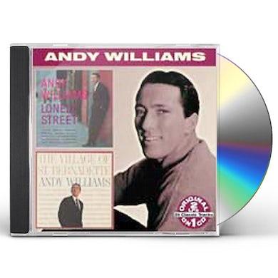 Andy Williams LONELY STREET: VILLAGE OF SAINT BERNADETTE CD
