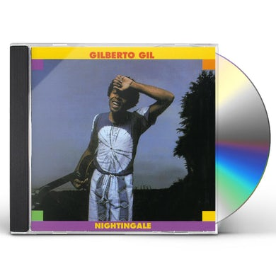 Gilberto Gil NIGHTINGALE CD
