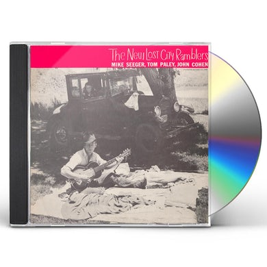 New Lost City Ramblers CD