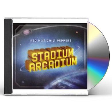 Red Hot Chili Peppers STADIUM ARCADIUM CD