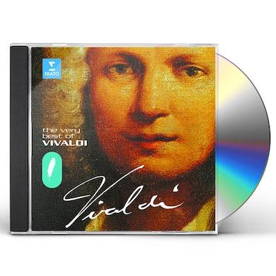VERY BEST OF VIVALDI CD