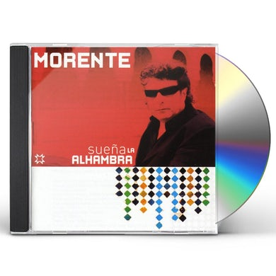 Enrique Morente SUENA LA ALHAMBRA CD