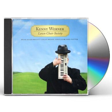 Kenny Werner LAWN CHAIR SOCIETY CD