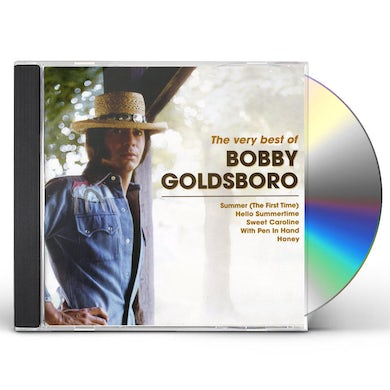 Bobby Goldsboro ULTIMATE COLLECTION CD