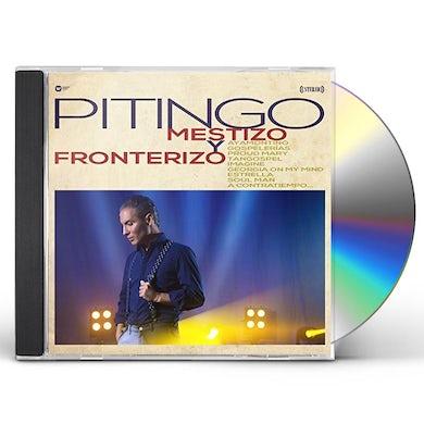 MESTIZO Y FRONTERIZO CD