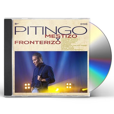 Pitingo MESTIZO Y FRONTERIZO CD