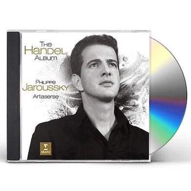 Handel: Opera Arias CD