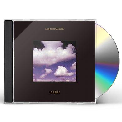Fabrizio De Andre LE NUVOLE CD