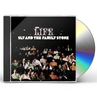 Sly & The Family Stone LIFE CD