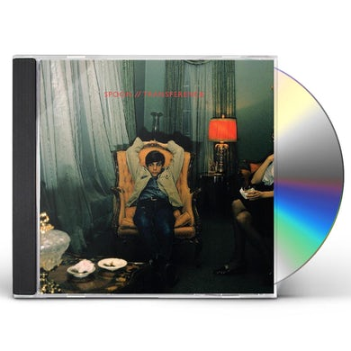 Spoon TRANSFERENCE CD