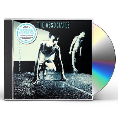 Associates AFFECTIONATE PUNCH CD