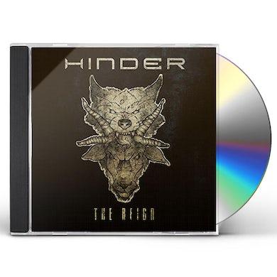 Hinder REIGN CD