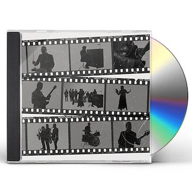 Bamboos NIGHT TIME PEOPLE CD