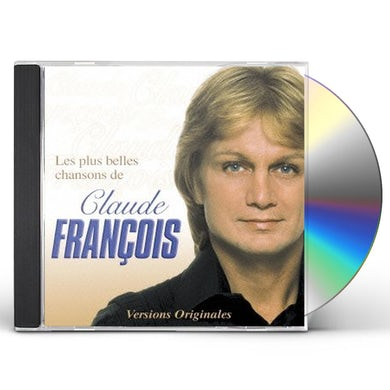 LES PLUS BELLES CHANSONS DE CLAUDE FRANCOIS CD