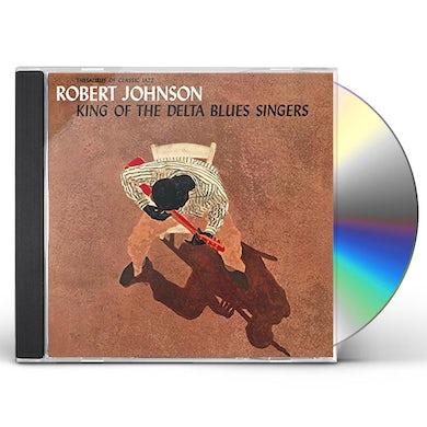 Robert Johnson KING OF THE DELTA BLUES SINGERS CD