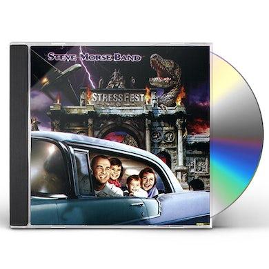 Steve Morse STRESS FEST CD