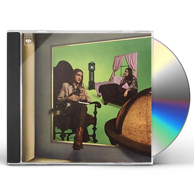 Dave Mason IT'S LIKE YOU NEVER LEFT CD