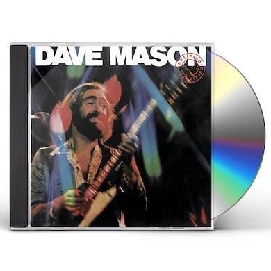 Dave Mason CERTIFIED LIVE CD