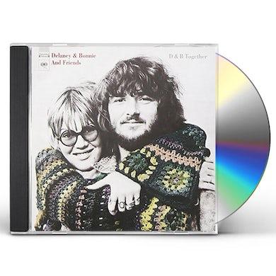 Delaney & Bonnie D&B TOGETHER CD