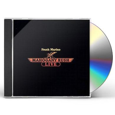 Frank Marino LIVE CD