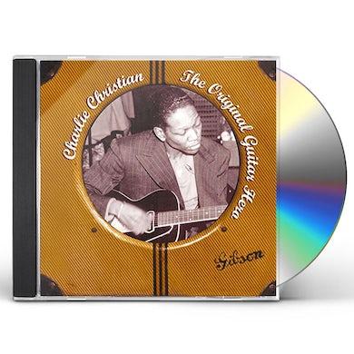 Charlie Christian ORIGINAL GUITAR HERO CD