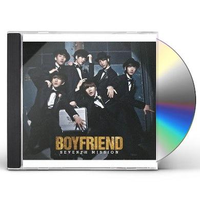 Boyfriend SEVENTH MISSION A EDITION CD