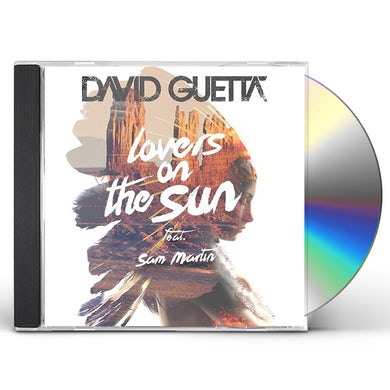 David Guetta LOVERS ON THE SUN CD